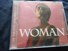 Woman, £9 track double disc various artists  Cd
