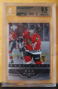 05-06 UD BD Duncan Keith RC #155 BGS 9.5 Gem Mint Chicago Blackhawks Olympics