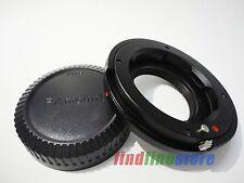 Macro Helicoid Leica M LM Lens to Fujifilm Fuji FX X X-Pro1 E1 M1 adapter + CAP