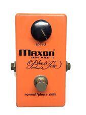 Maxon PT-999, Phase Tone, Made in Japan, 1978, Vintage Guitar Effect Pedal