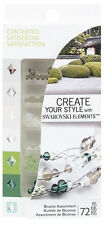 Ek Success Create Your Style with SWAROVSKI Crystal Asst 72pc/Pkg - CONTENTED