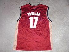 Cleveland Cavaliers ANDERSON VAREJAO basketball jersey men's XL