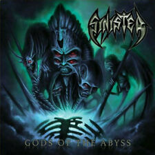 SINISTER - Gods of the Abyss CD Dutch death metal HOUWITSER INFINITED HATE