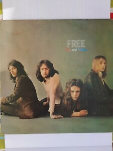 Free, Fire & Water Vinyl LP 1970