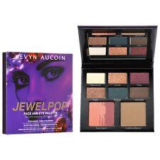 NIB Kevyn Aucoin Jewel Pop Face and Eye Palette 6 eyeshadows, blush/highlighter