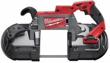 M18 Fuel Deep Cut Band Saw (Tool Only) Milwaukee 2729-20 New IN BOX