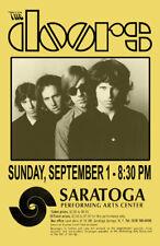 Doors Replica 1968 Concert Poster