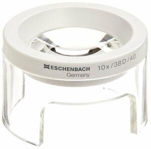 Eschenbach 2628 Aspheric Stand Magnifier, 10x