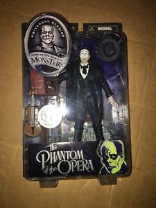 Toys R Us Exclusive Universal Monsters The Phantom Of The Opera Brand New Vhtf