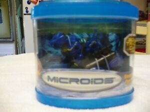 Microids Blue Tiger Wireless Remote Control Tomy Sealed Zoids New in package