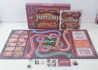 Jumanji The Game Board Game Family Children's 2018 Rachel Lowe Limited Complete