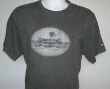 Mens Cuna Del Bacardi t shirt XL Rum Building Cuba Bat logo