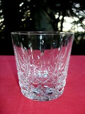 SAINT LOUIS TARN DOUBLE OLD FASHIONED WHISKEY GLASS VERRE GOBELET A WHISKY