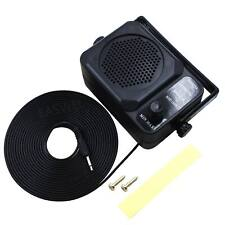 Mini External Speaker CB Radios NSP-150v ham For Kenwood Motorola ICOM Yaesu Car