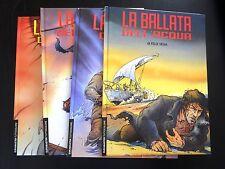 EURAMASTER TUTTOCOLORE  76 77 80 81 LA BALLATA - COMPLETA 1/4 - EDICOLA