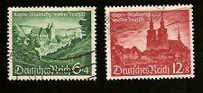 GERMANY 1940 -  Eupen and Malmedy  Scott  B174-B175