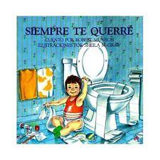Siempre te querre Spanish Edition