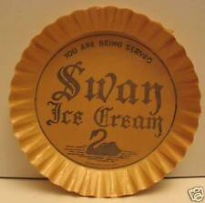 1920's Swan Ice Cream Parlor Dish/ Old Store Stock