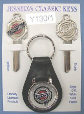 Chrysler Wax Seal Classic Silver Plated 3 Pc Set 1949 1950 1951 1952 -1955