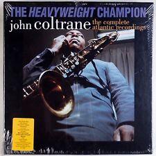 JOHN COLTRANE: The Heavyweight Champion SEALED 12x LP Box Set ORIG