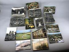 Plus de 600 cartes postales sur la côte Saint-André , semi moderne