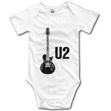 AiK Irish Rock Band U2 infant Baby Boy Fashion Clothes Cool  One PIECE Bodysuit