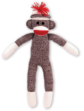 Schylling 50cm Sock Monkey. Delivery