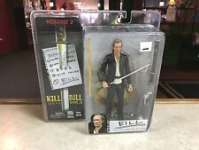 "2005 NECA Reel Toys KILL BILL Vol.2: BILL SNAKE Charmer 7"" Inch Figure MOC"