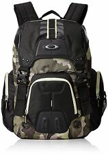 New Men's Oakley Gearbox LX Backpack - 92908-799 - MSRP $120 - Olive Camo Bag