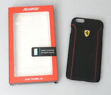 (PRL) IPHONE 6 PLUS CUSTODIA PROTEZIONE FERRARI SCUDERIA HARD CASE CG MOBILE