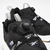 Reebok Adidas Colab Instapump Fury BOOST OG Classic Black Air Shaq 13 GUM React