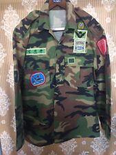 Rare South Korean Special Forces Airborne Ranger Shirt. Para, Paratrooper.