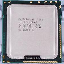Intel Xeon W3680 SLBV2 3.33 GHz 6.4 GT/s 12 MB LGA 1366 CPU USA Free Shipping