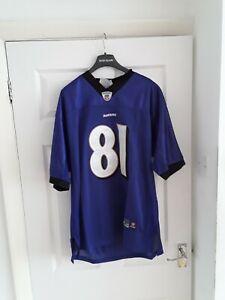 Baltimore Ravens NFL Jersey Size 48 (M) Boldin 81 On Back BNWT