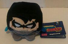 """Nightwing DC Comics Kawaii Cubes 2.5"""" Plush"""