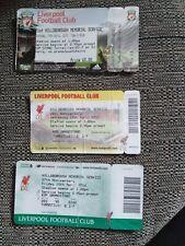 3 Hillsborough Memorial Service Tickets 2010 2015 2016 Liverpool