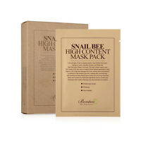 [BENTON] Snail Bee High Content Mask pack (10sheets)