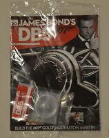 JAMES BOND 007 - ASTON MARTIN DB5 - 1:8 SCALE BUILD - GOLDFINGER - CAR PART 20