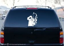 bow hunting Bowtech Martin Bengal vinyl  decal sticker