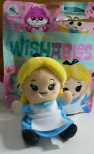 New! Disney Parks Wishables - Alice in Wonderland - Alice
