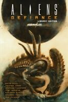Aliens - Defiance : Library Edition, Hardcover by Wood, Brian; Jones, Tristan...