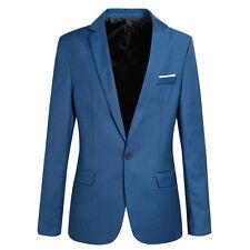 Neu Herren Jacke Jacket Pullover Pulli Hoodie Sakko Anzug Blazer Business Mantel