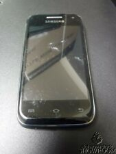 Used & Untested - Samsung Galaxy Rush SPH-M830* (Black) For Parts Or Repair Only
