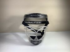 Softball Rawlings Fielder's Game Face Mask Wide Vision Clear Face First