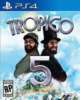 Tropico 5 -- Limited Special Edition (Sony PlayStation 4, 2015) DISC IS MINT