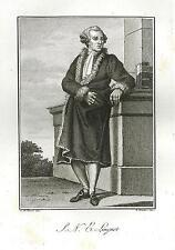 Simon Nicolas Henri Linguet '700 scrittore francese