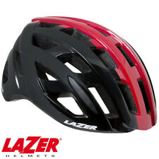 LAZER TONIC MTB MOUNTAIN BIKE CYCLING ROAD HELMET - RED / BLACK