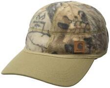 Carhartt Men s Hat Force Griggs Fleece Visor Cap Realtree Xtra OSFA 12c09cf8d88f