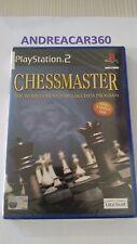 Chessmaster PS2 Play Station 2 NEW sigillato nuovo PAL