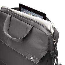 "Case Logic Gray Laptop and iPad Attache 14"" case - MLA114"